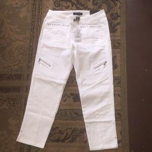 NWT White crop jeans 💎White house black market